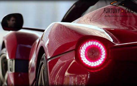 La Ferrari Aperta  '2017