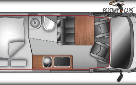 Autocaravana Westfalia 540  '2015