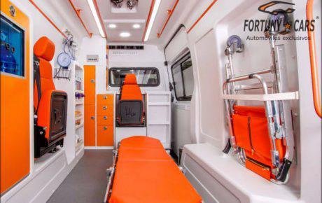 Mercedes Benz 316 Ambulancia  '2017
