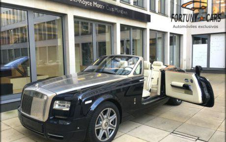 Rolls-Royce Phantom Drophead Coupe Cabriolet  '2017
