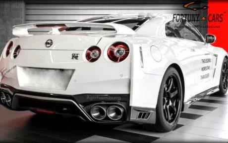 NISSAN GT-R track edition  '2017