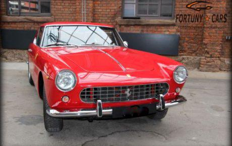 FERRARI 250 GTE  '1960