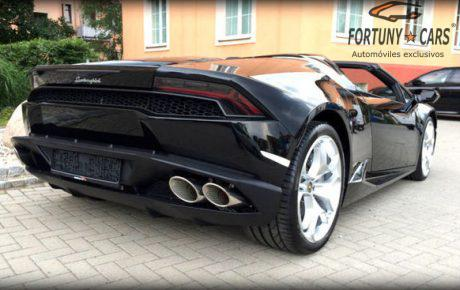 Lamborghini Huracan LP 610-4 Spyder  '2016