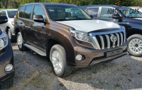 Toyota Land Cruiser Prado   '2017