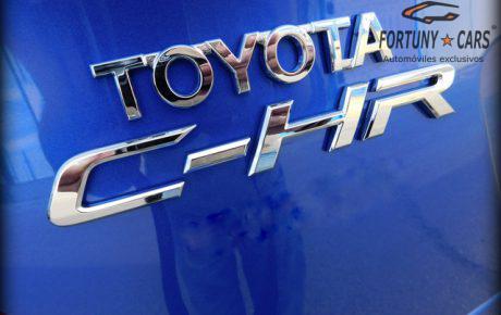 TOYOTA C-HR HYBRID 184 CV  '2021