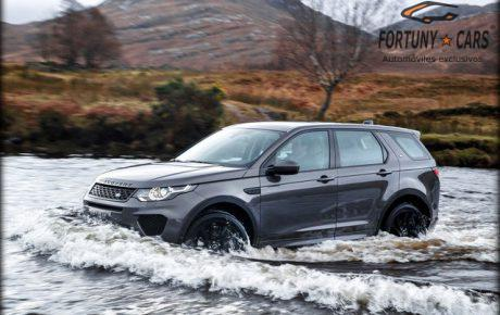 LAND ROVER DISCOVERY SPORT 2.0 L  '2019