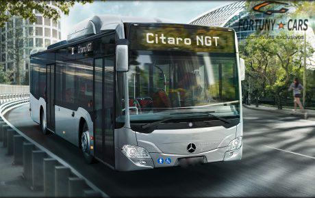 MERCEDES CITARO NGT Hybrido  '2021