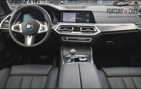 BMW X5 4.0 D Mild Hybrid 48v  '2021
